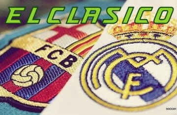 Эль-Класико Реал Мадрид Барселона