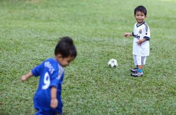Дети футбол