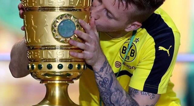 Боруссия Дортмунд – обладатель Кубока Германии