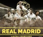 Реал мадрид - чемпион испании