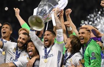 Церемония награждения Реал Мадрида