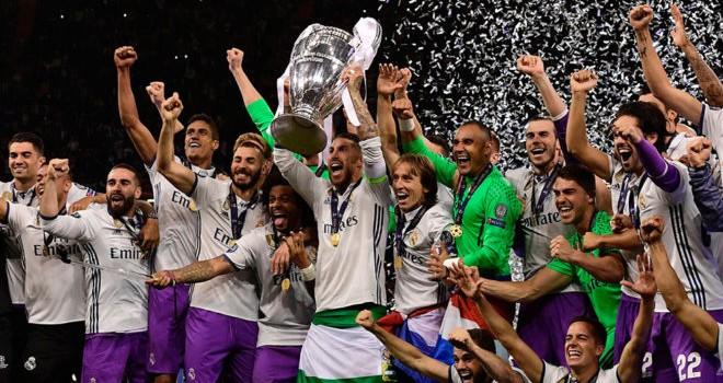 Рекорд Реал Мадрида