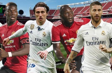 Реал Мадрид Манчестер Юнайтед