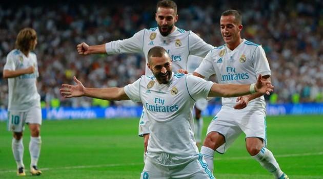 Реал Мадрид 2-0 Барселона
