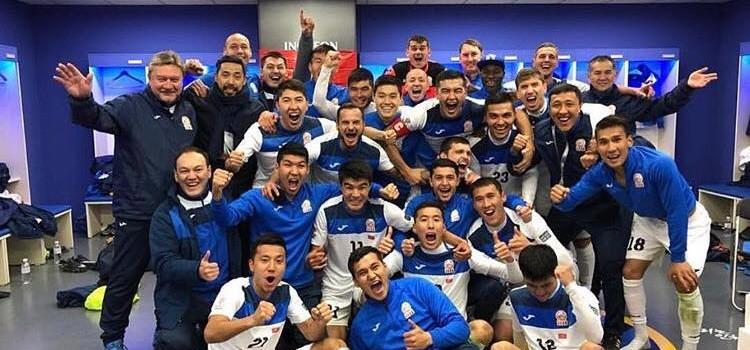 Кыргызстан 5-1 Мьянма