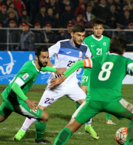 Кыргызстан 1-0 Индия